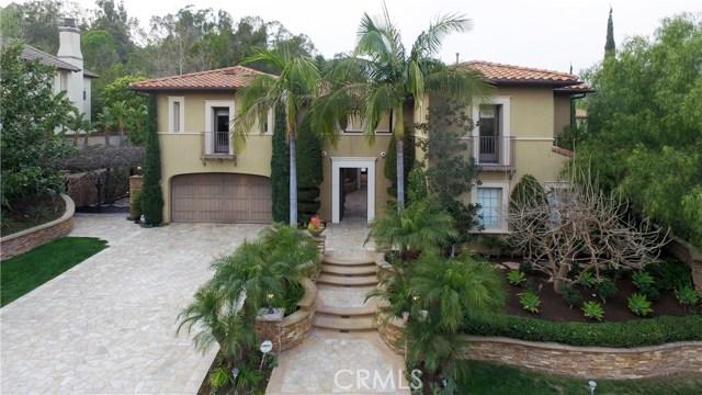 Single Family Home for Sale at 10945 Silverado Terrace Tustin, California 92782 United States