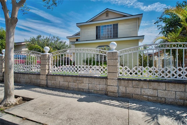 Single Family for Sale at 1548 Duncan Avenue S Commerce, California 90040 United States