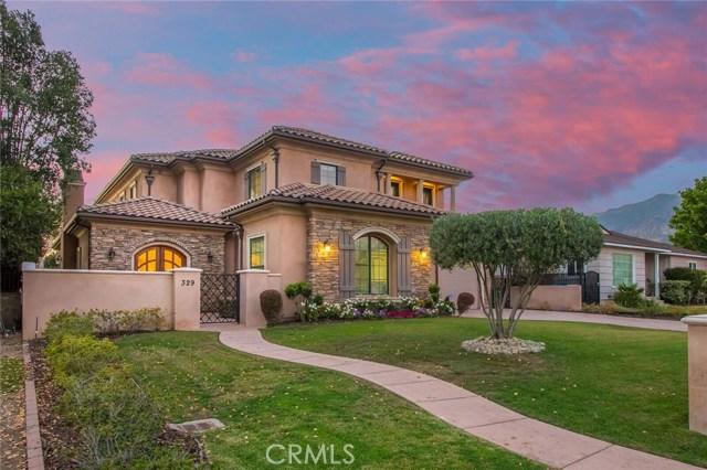 329 San Miguel Drive, Arcadia, CA, 91007