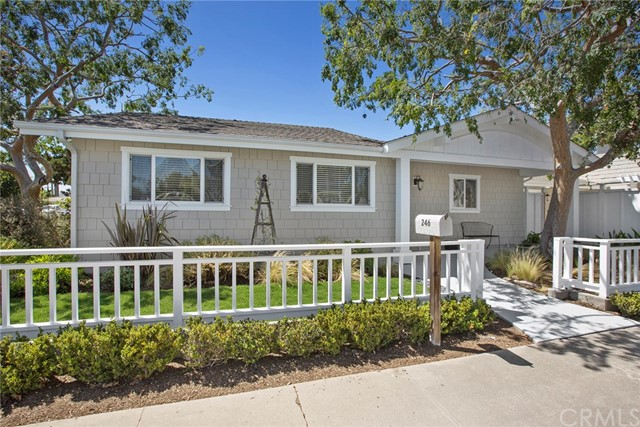 Single Family Home for Rent at 246 Palmer Street Costa Mesa, California 92627 United States
