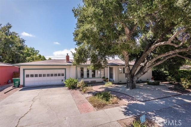 1231 San Mateo Drive, San Luis Obispo, CA 93401