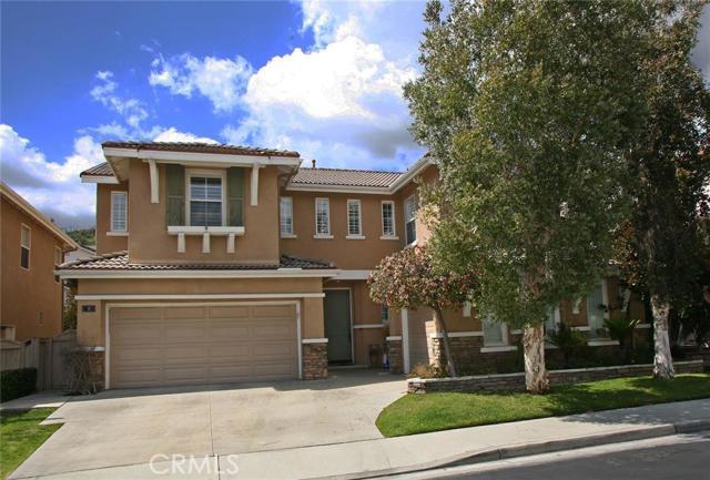 at 9 Santa Sophia St  Rancho Santa Margarita, California 92688 United States