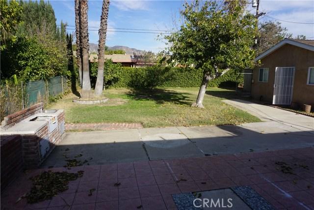 1121 Knox Street San Fernando, CA 91340 - MLS #: BB17268299