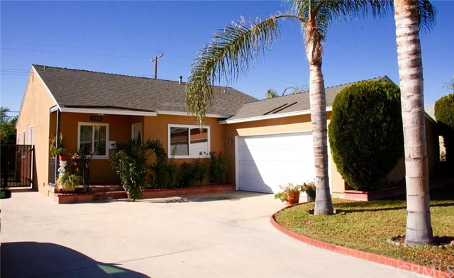 Single Family Home for Sale at 11591 West St Garden Grove, California 92840 United States