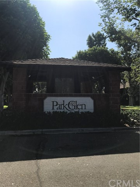 1805 Park Glen Circle Unit C Santa Ana, CA 92706 - MLS #: PW18210952
