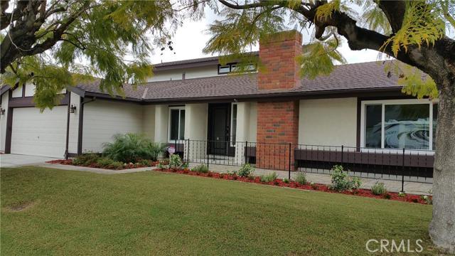 Single Family Home for Sale at 3809 Skinner St Fullerton, California 92835 United States