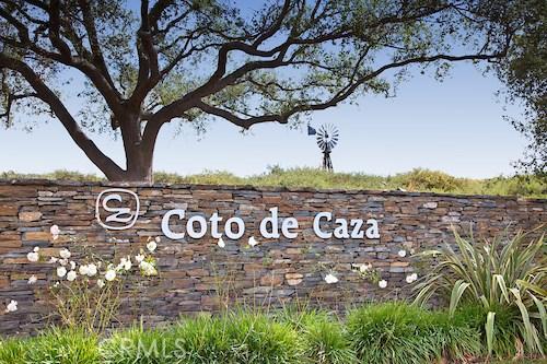 31831 Via Perdiz Coto De Caza, CA 92679 - MLS #: OC18134496