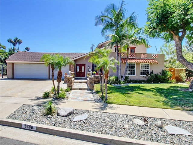 1380 Monaco Circle, Placentia, California