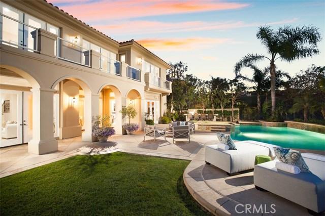 9 Via Palladio, Newport Coast, CA 92657