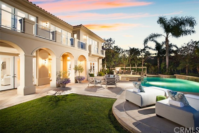 9 Via Palladio Newport Coast, CA 92657 is listed for sale as MLS Listing OC17095928
