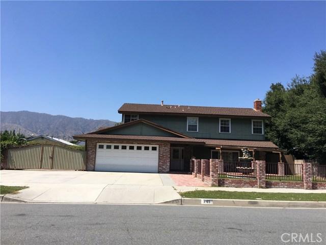 741 E Carroll Av, Glendora, CA 91741 Photo