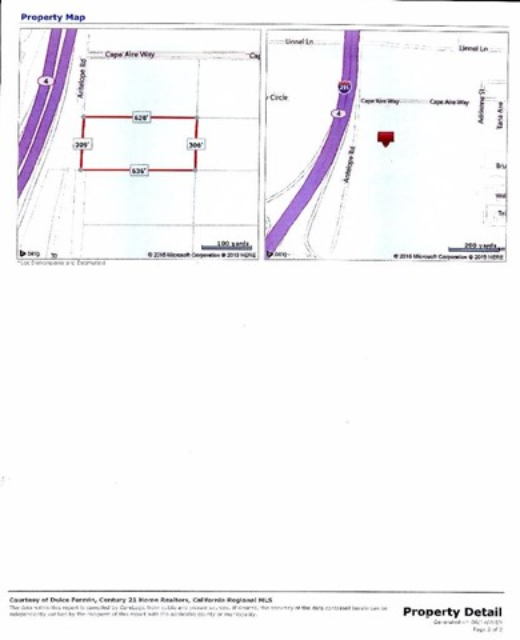 Land for Sale, ListingId:34045447, location: 10 Antelope Rd Murrieta 92563