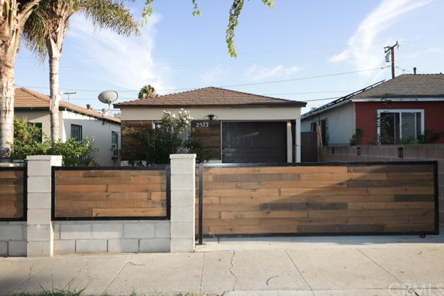 2522 Dominguez Street, Carson, California 90810, 2 Bedrooms Bedrooms, ,1 BathroomBathrooms,Single family residence,For Sale,Dominguez,DW19196843