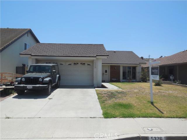 Single Family Home for Rent at 5326 Achilles La Palma, California 90623 United States