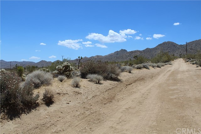 0 Hillview Road Joshua Tree, CA 92252 - MLS #: JT18124424