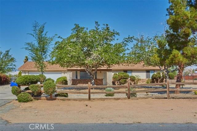 11790 Pasco Road, Apple Valley, CA, 92308