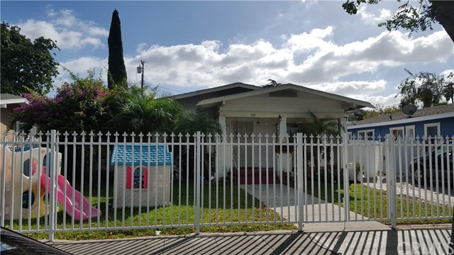 527 S Garnsey Street Santa Ana, CA 92701 is listed for sale as MLS Listing PW16717131