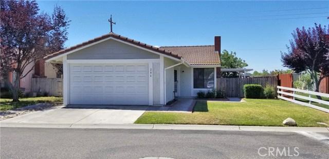 206  Oak Meadow Lane, Paso Robles in San Luis Obispo County, CA 93446 Home for Sale
