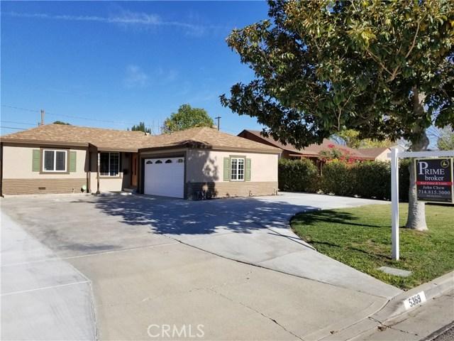 5369 Sierra Street, Riverside CA 92504