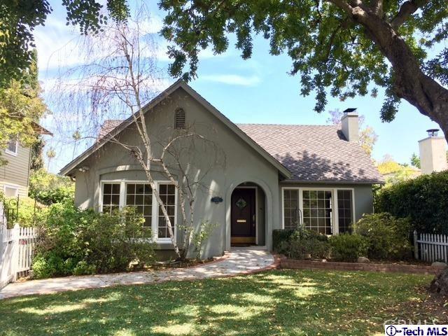 Single Family Home for Rent at 1706 Diamond Avenue South Pasadena, California 91030 United States