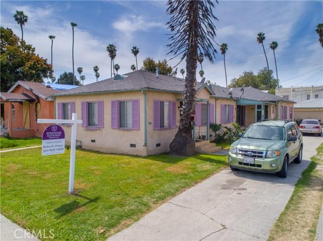 4183 2nd Avenue Los Angeles, CA 90008 - MLS #: IN18072621