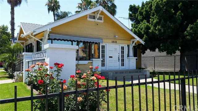 Single Family Home for Sale at 1502 Main Street N Santa Ana, California 92701 United States