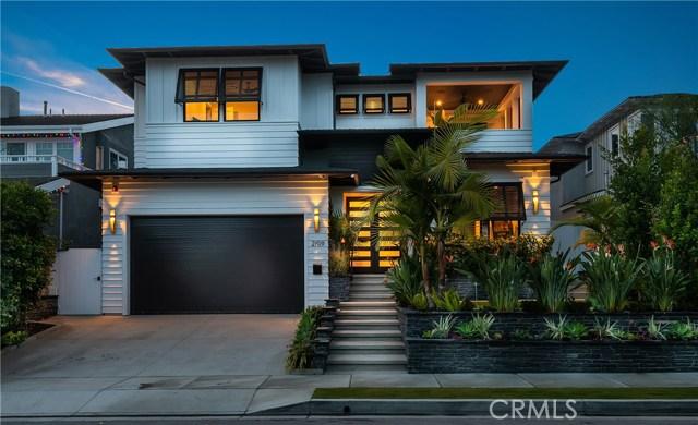 2109 N Meadows Avenue, Manhattan Beach in Los Angeles County, CA 90266 Home for Sale