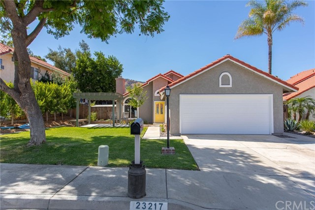 23217 Claystone Avenue, Corona, California
