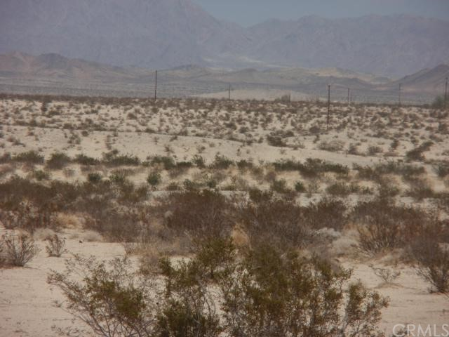 Single Family for Sale at 0 Bagdad Highway N 29 Palms, California 92277 United States