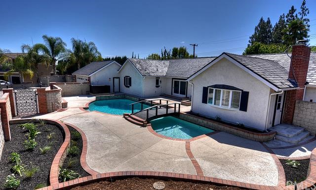 Single Family Home for Rent at 9181 El Rito Drive Villa Park, California 92861 United States