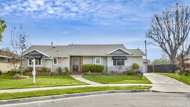 Single Family Home for Rent at 714 Emerald Way Placentia, California 92870 United States