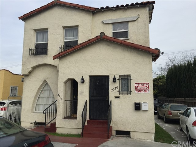 Single Family for Sale at 2518 S. Harcourt Ave Los Angeles, California 90016 United States