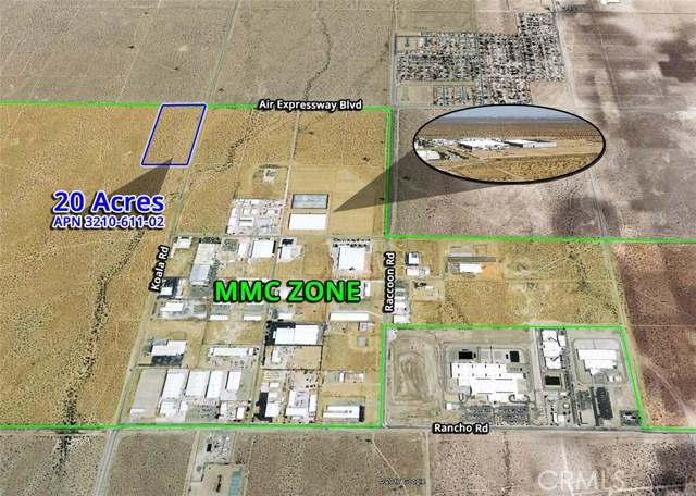Land for Sale at Koala Road Koala Road Adelanto, California 92301 United States