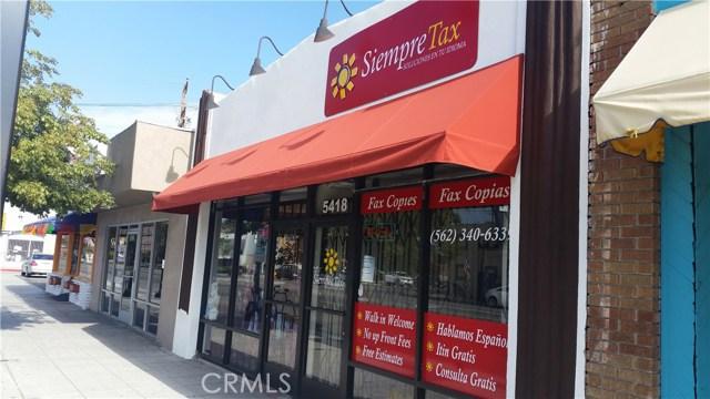 5420 Long Beach Boulevard, Long Beach, CA, 90805