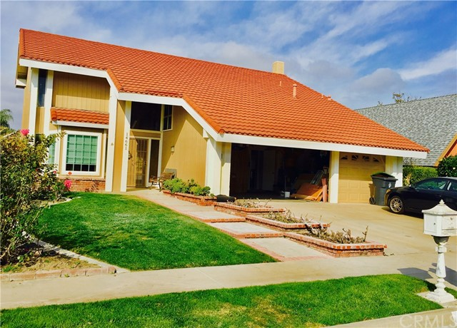 Single Family Home for Sale at 14661 Pepper Tree Circle Tustin, California 92780 United States