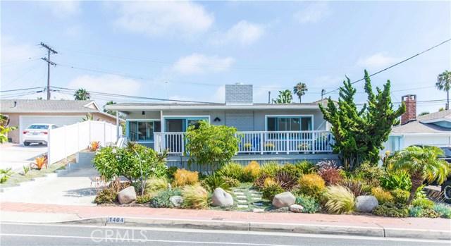 1404 S Ola Vista, San Clemente, CA 92672