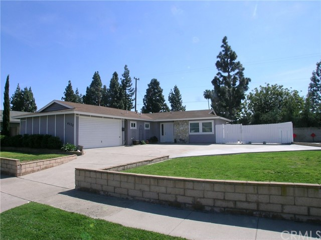 Single Family Home for Rent at 6222 Ferne Avenue Cypress, California 90630 United States