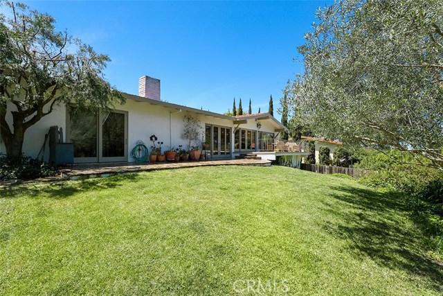 2445 Via Sonoma Palos Verdes Estates, CA 90274 - MLS #: SB18096288