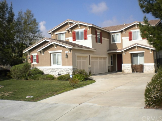 Single Family Home for Sale at 6856 Caitlin Street San Bernardino, California 92407 United States