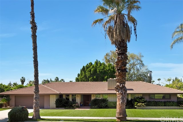 Single Family Home for Sale at 5931 Copperfield Avenue Riverside, California 92506 United States