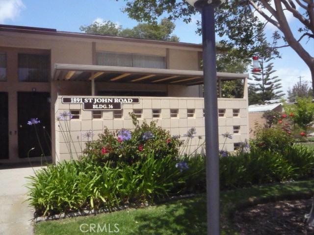 1891 St. John Rd. Unit 36B, Seal Beach CA 90740