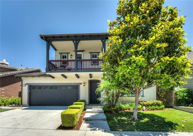 Single Family Home for Sale at 1478 Voyager Drive Tustin, California 92782 United States