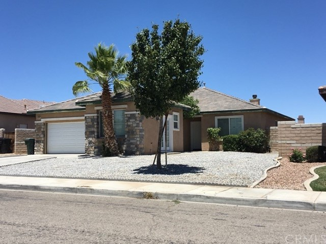 Single Family Home for Rent at 13770 Linda Street Victorville, California 92392 United States