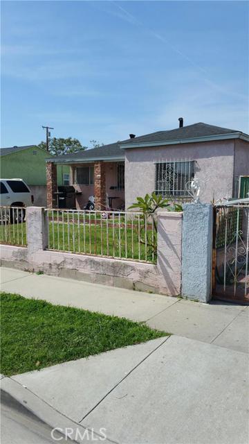 14503 South Castlegate Avenue Compton CA  90221