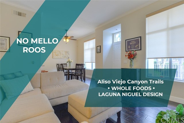 3 Florentine Aliso Viejo, CA 92656 - MLS #: PW18114940