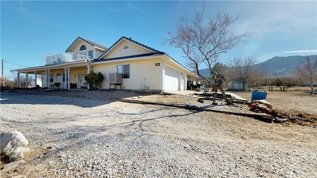 Single Family Home for Sale at 30981 Buenos Aires Road Lucerne Valley, 92356 United States