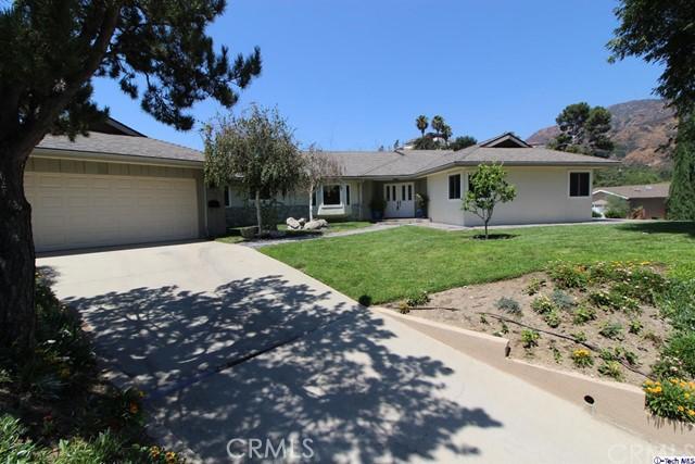 1731 Heather Ridge Drive, Glendale, CA 91207