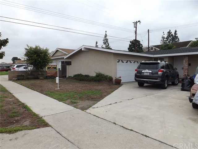 Single Family Home for Sale at 7730 Cody Drive Stanton, California 90680 United States