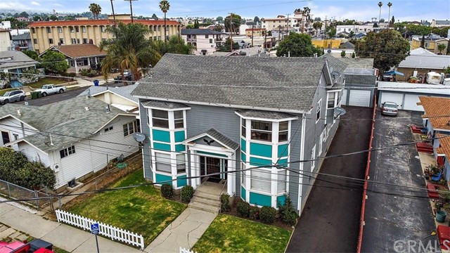 584 11th, San Pedro, California 90731, ,Residential Income,For Sale,11th,SB20108406
