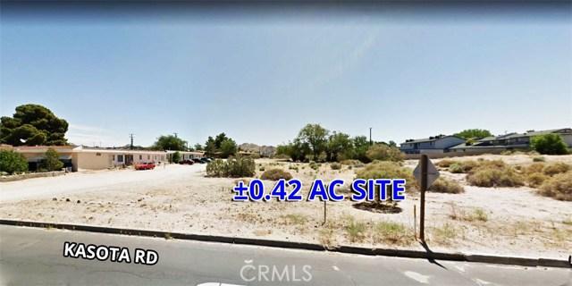 0 Kasota Road Apple Valley, CA 0 - MLS #: OC18183750